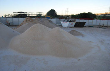 Sand Suppliers Cape Town
