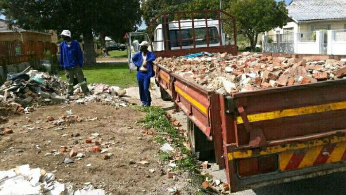 Building Rubble Removal Company Cape Town